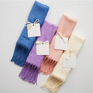 Bridesmaid's Gift Pashmina Shawl