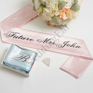 PERSONALIZED! Perfect Sash for Bachelorette Party