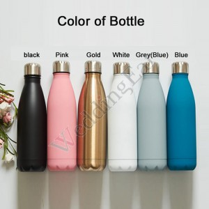 Personalized Bridesmaid Water Bottle