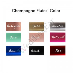 Personalized Champagne Tumbler