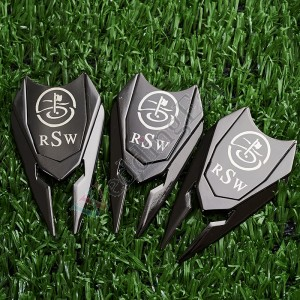 Groomsmen Gift Ideas Personalized Golf Marker Divot Tool