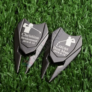 Groomsmen Gifts for Golfers/Golf Ball Marker Divot Tool