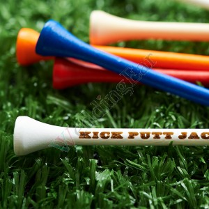 Personalized Engraved Golf Tees